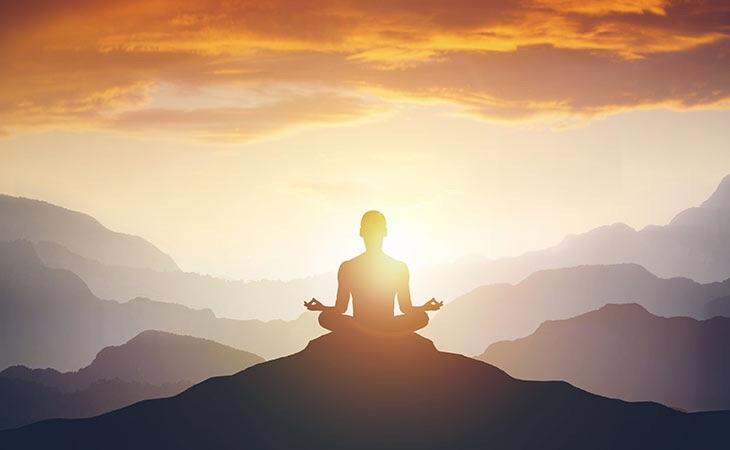开始冥想的正确姿势?