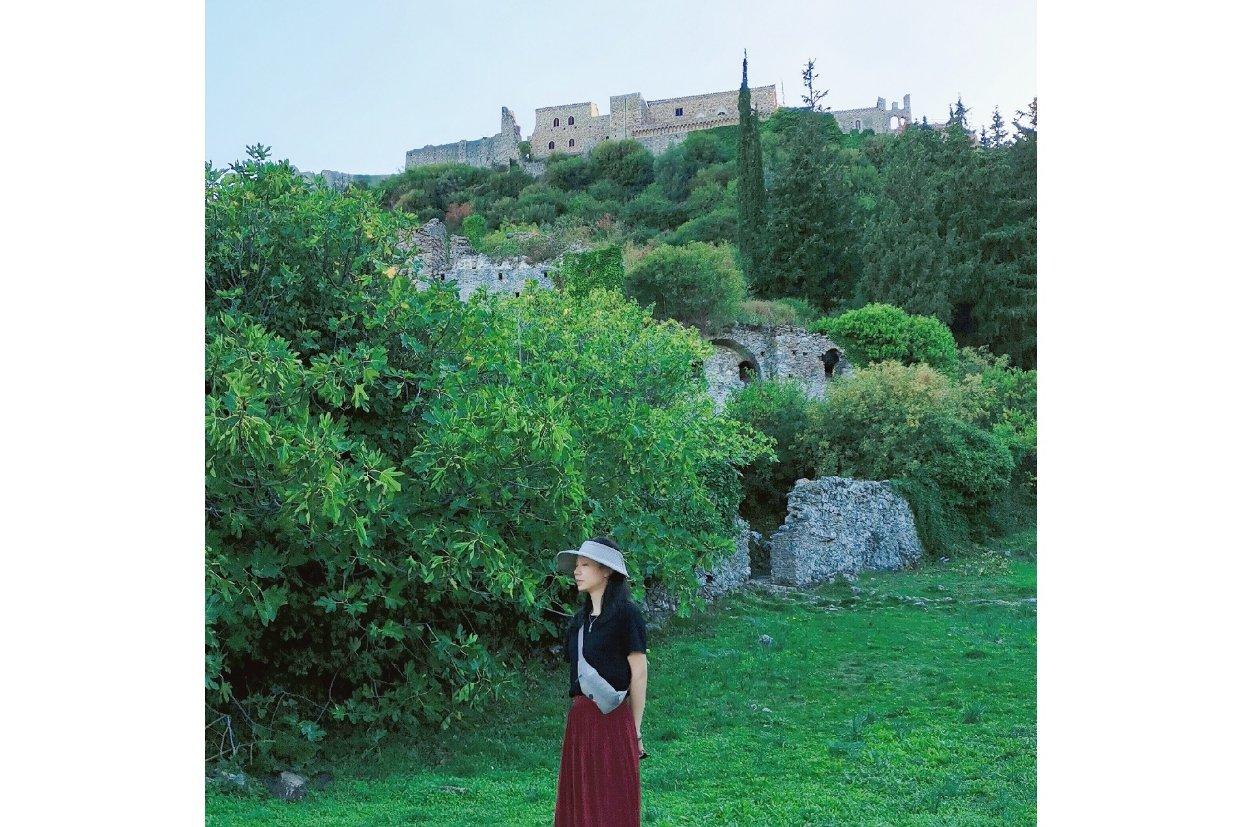 希腊旅行🇬🇷Day7 - 中世纪山城Mystras
