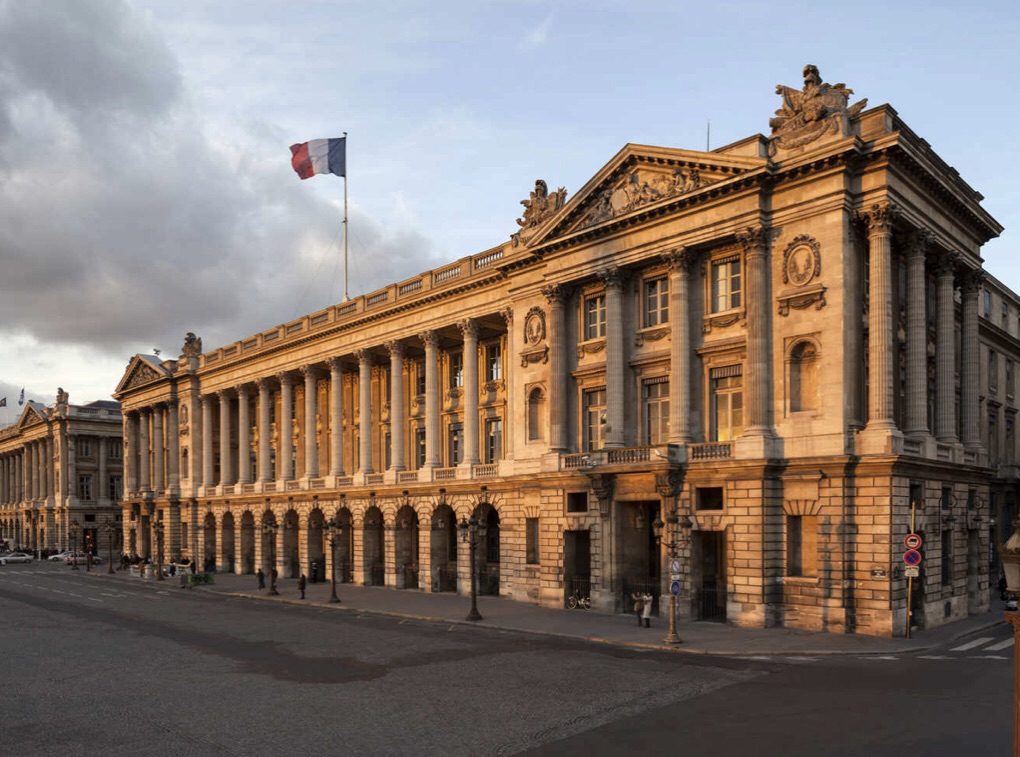 Hôtel de la Marine