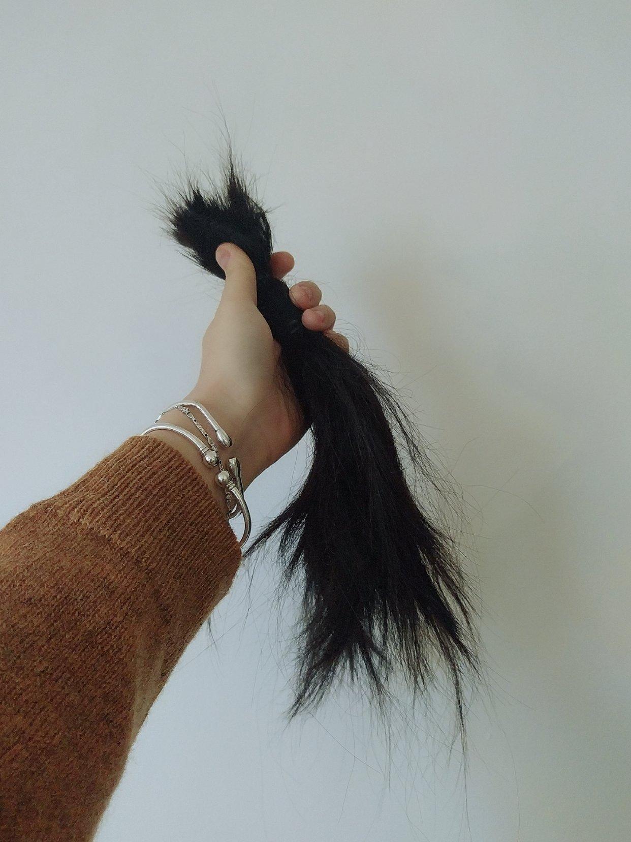 新年新气象:头发不想留就剪掉咯