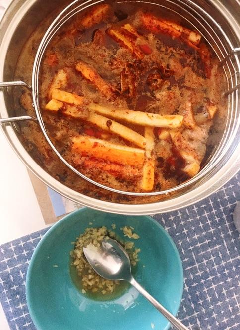 没有中超不用切菜也能完成的涮火锅