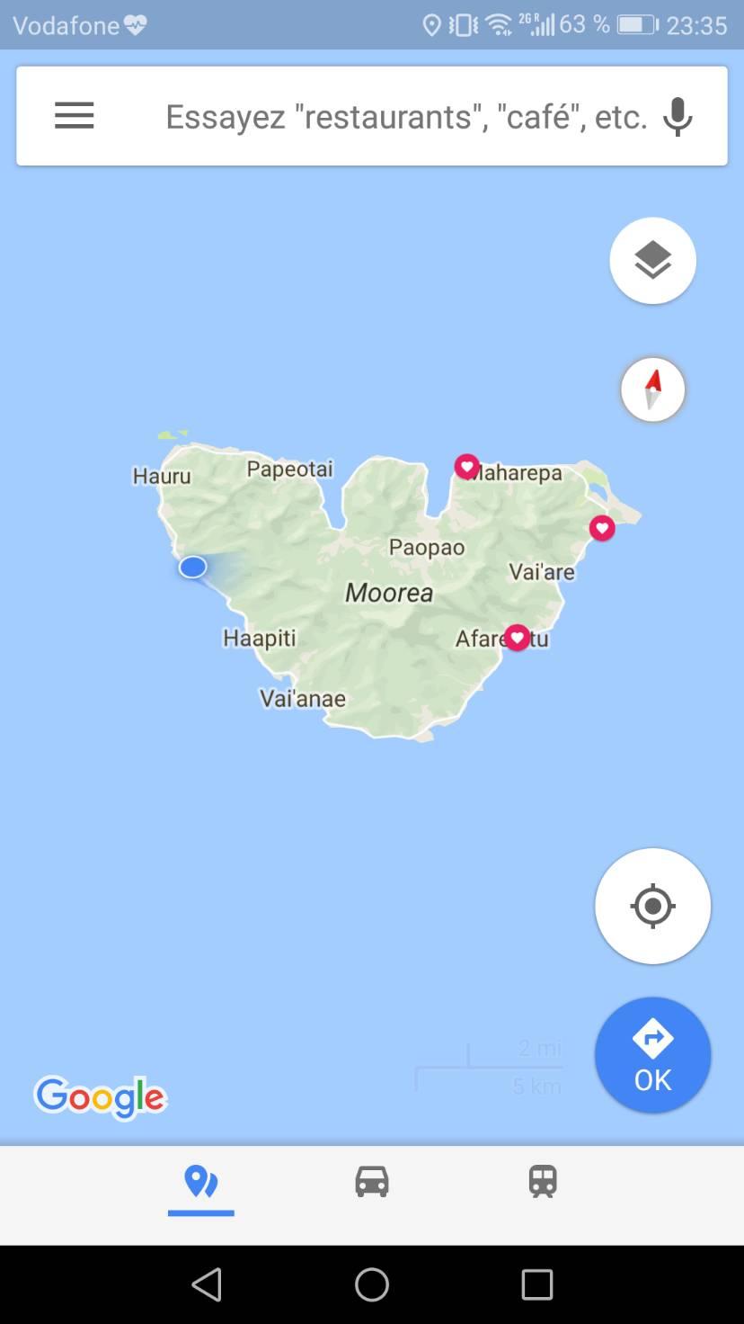 安利一下旅游地,法属波利尼西亚