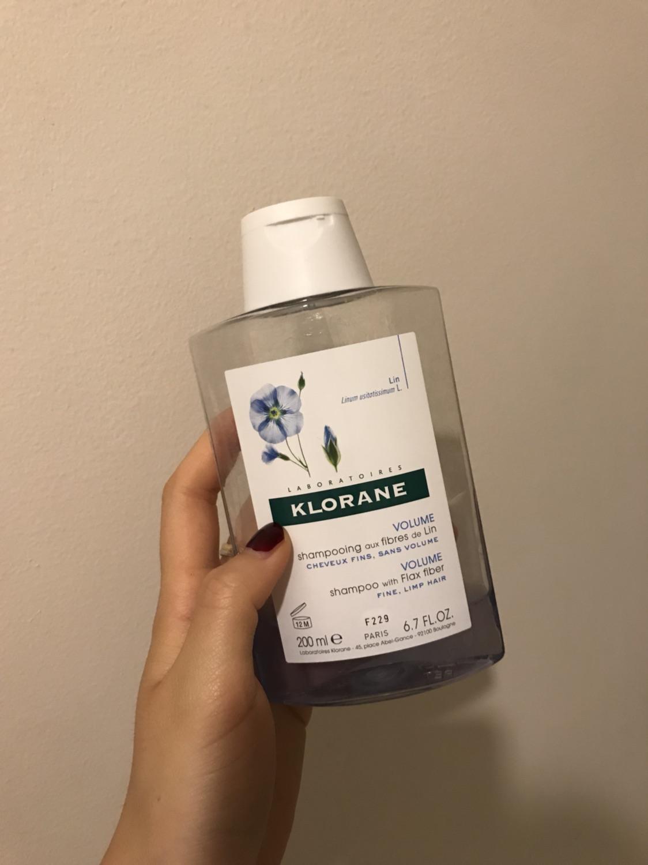 Klorane蓬松洗发水 & 护发素