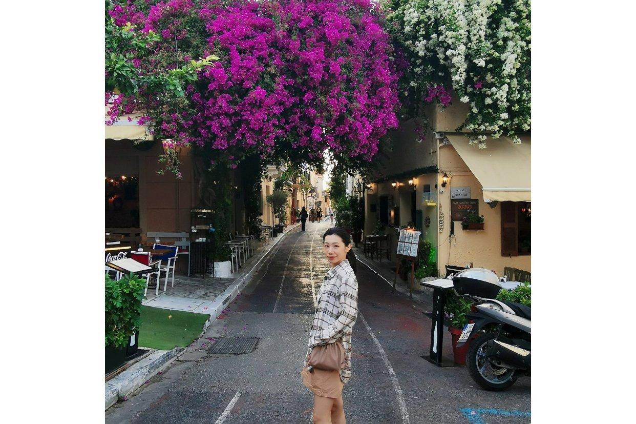 希腊旅行🇬🇷Day2 - 雅典老城