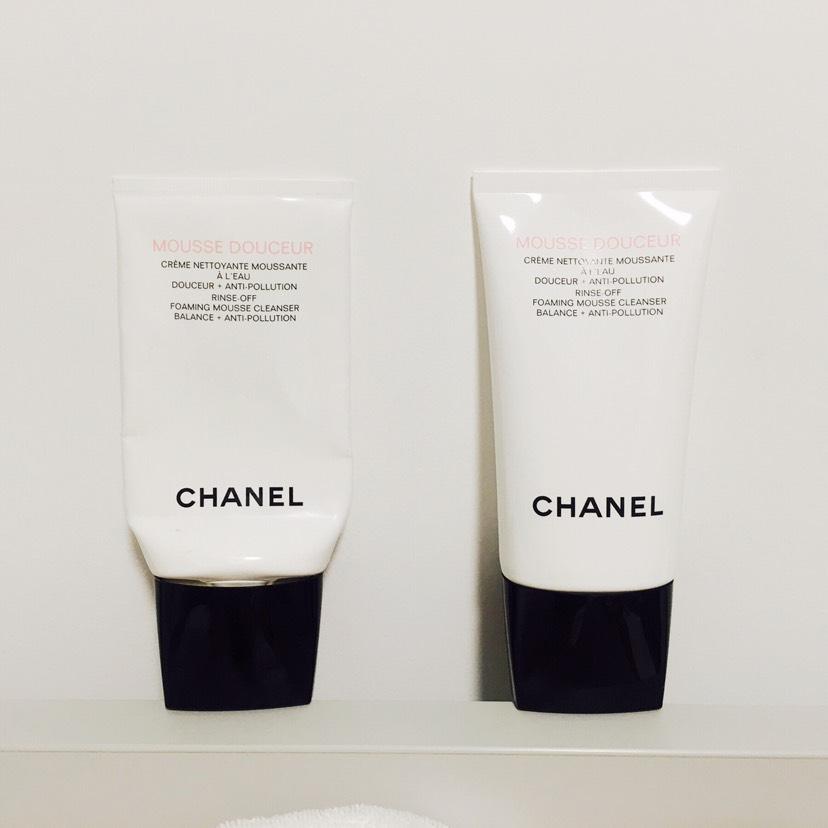 会回购一生的Chanel慕斯洁面