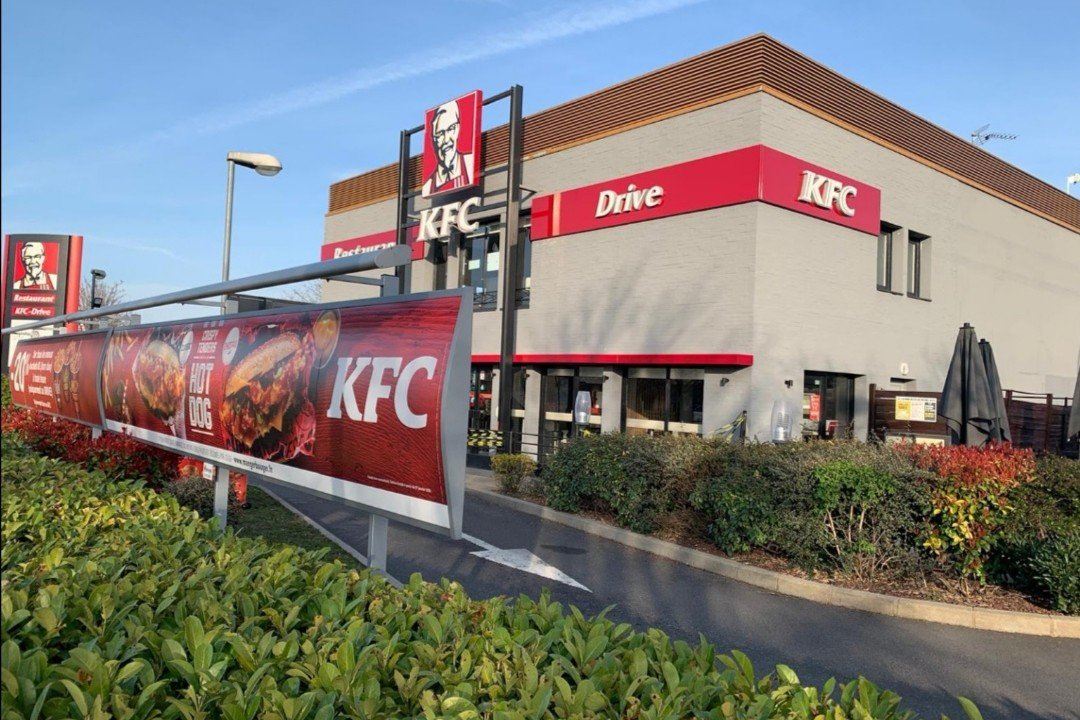 KFC又八折又送圣代的是要让我每天都去吃炸鸡吗