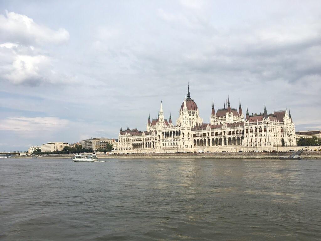 东欧明珠—布达佩斯&维也纳