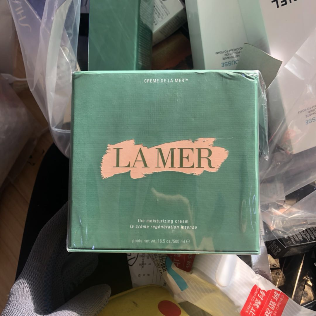 必剁手的面霜之海蓝之谜(LAMER)