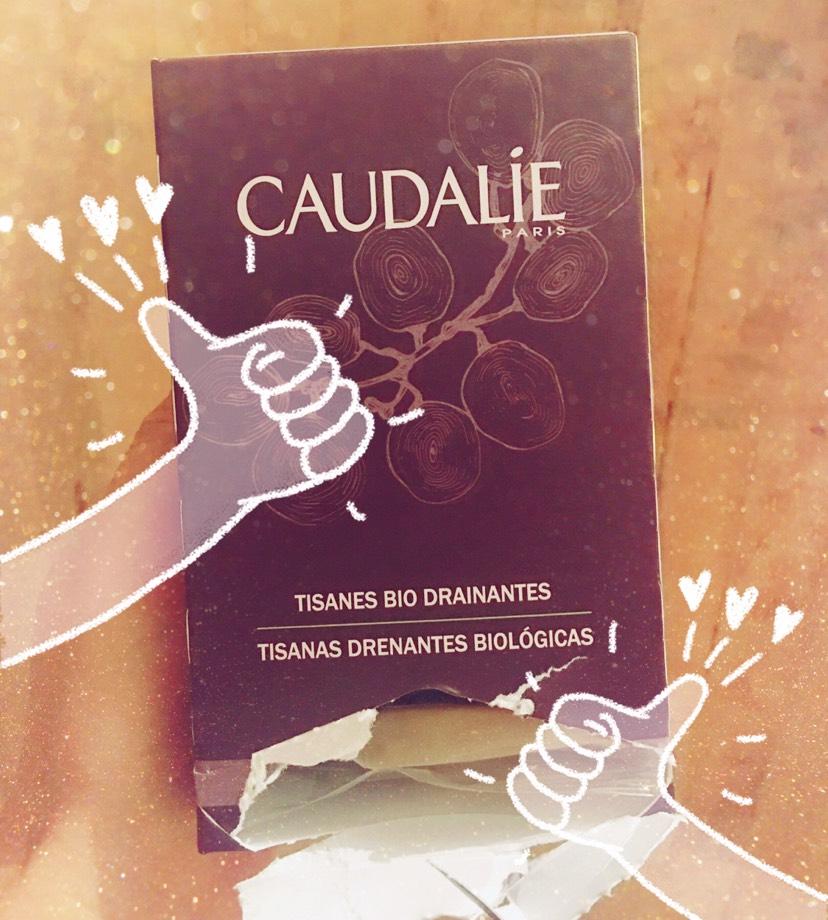 caudalie的有机消肿茶
