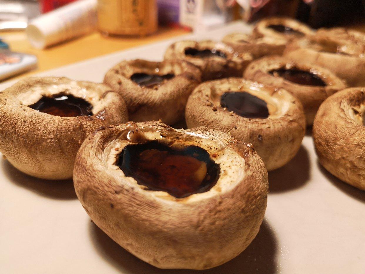 鲜美到给肉都不换的烤蘑菇,现已加入年夜饭套餐