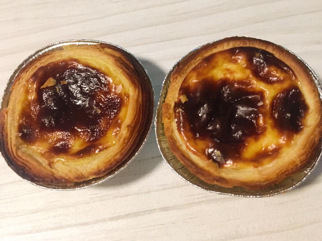 Rewe冷冻柜买到了蛋挞!200℃15分钟就能吃上!