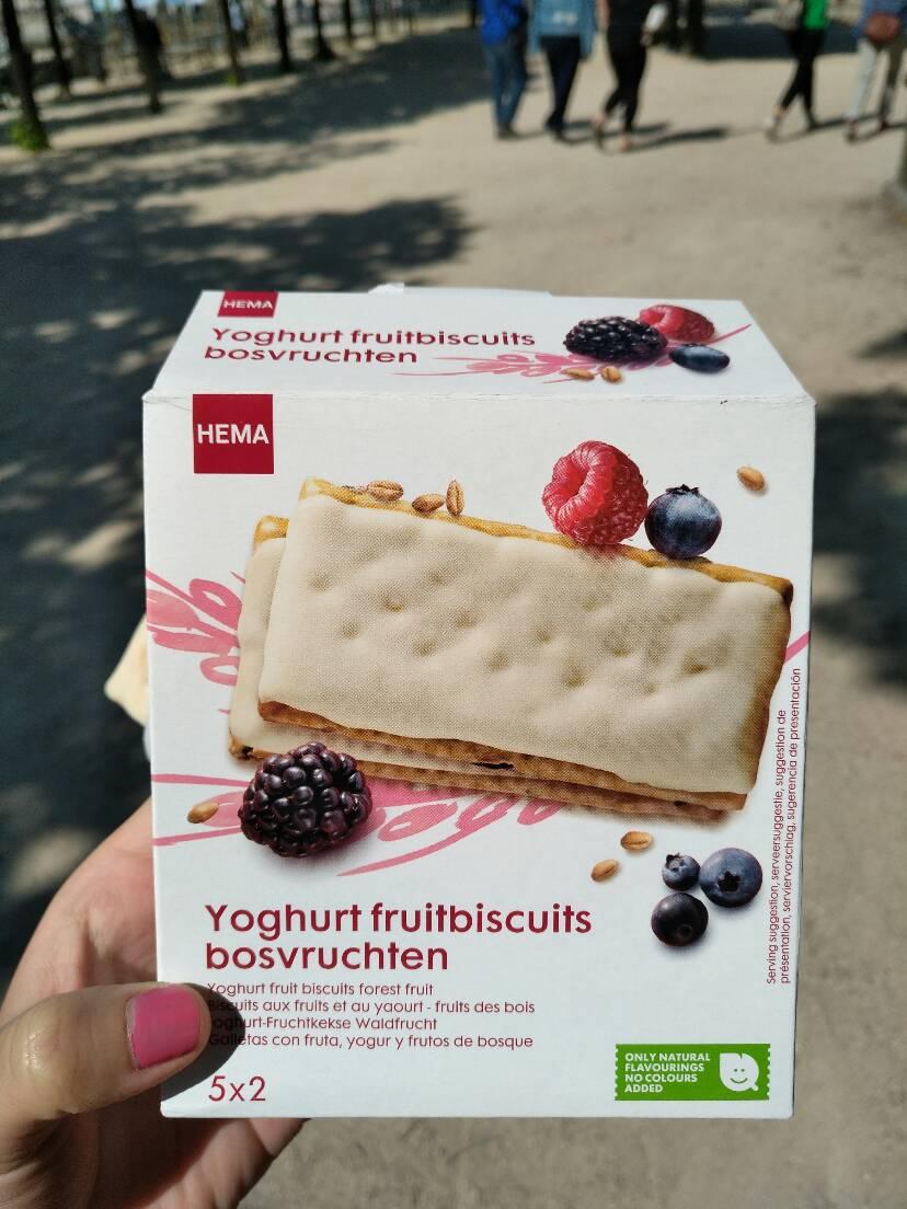 HEMA酸奶小饼干