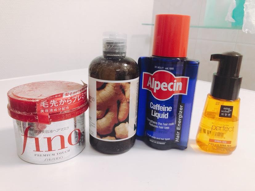 细软发质个人护发流程