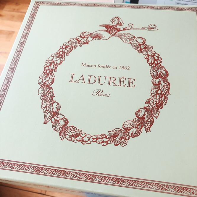 ladurée 的tgtg   只要9.5欧~