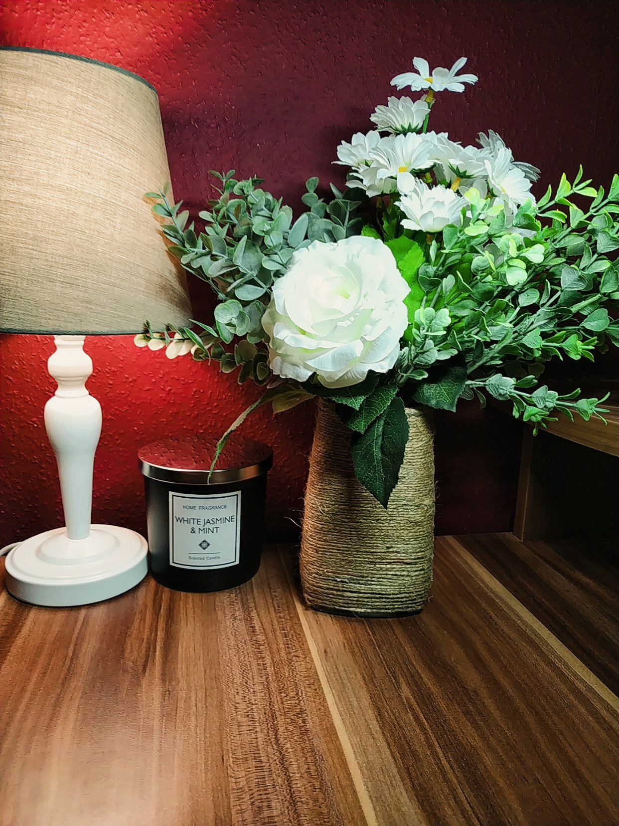 做个手工花瓶吧,工具简单且成本5€以内,满满ins风
