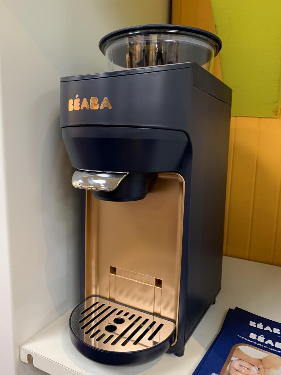 奶瓶🍼咖啡☕️机?