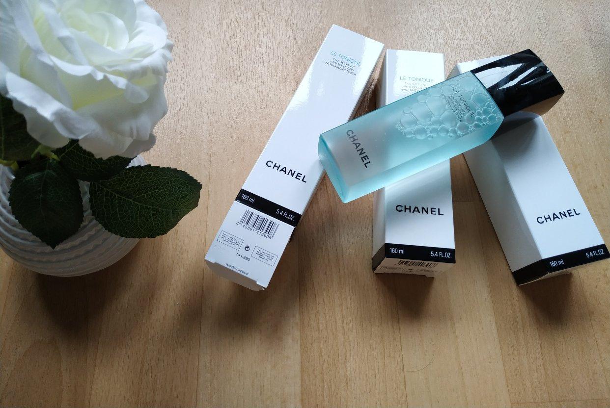 Chanel 爽肤水 意外的好用