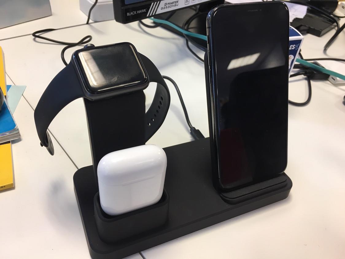 办公室新入手的充电神器!
