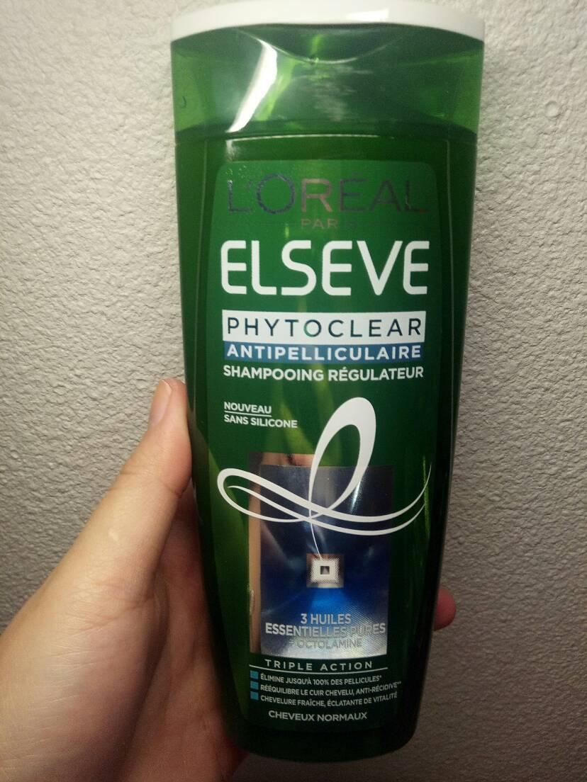 欧莱雅的去屑洗发水真的好用
