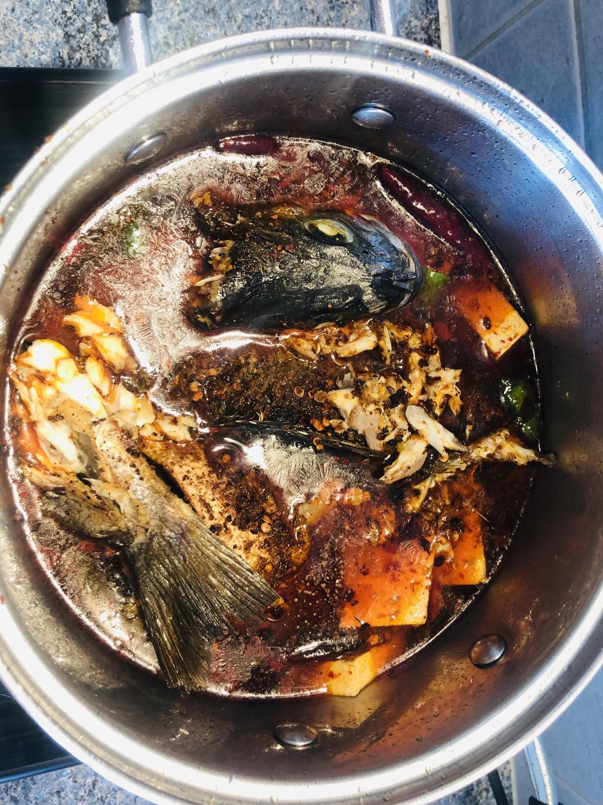 激情分享烤鱼做法
