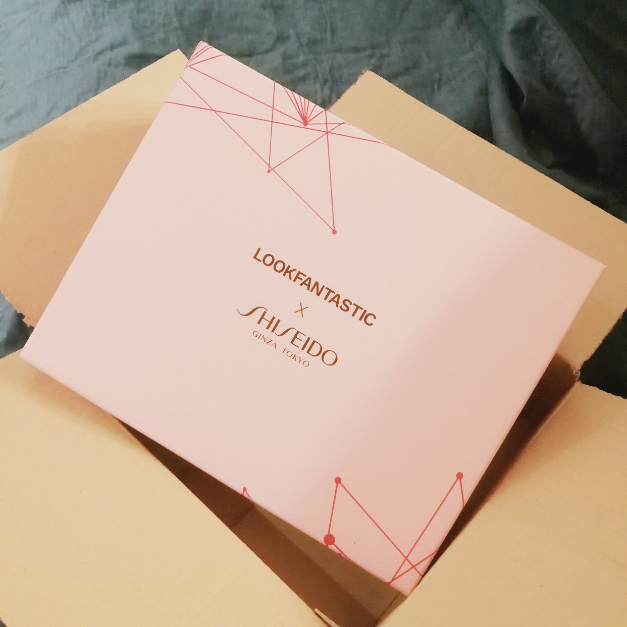 资生堂礼盒 + la mer薅羊毛开箱Review