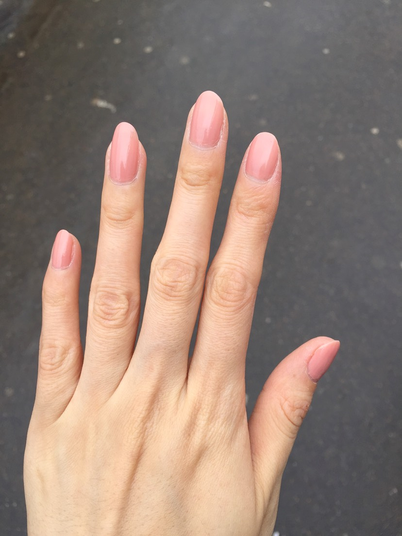护理一下指甲😊