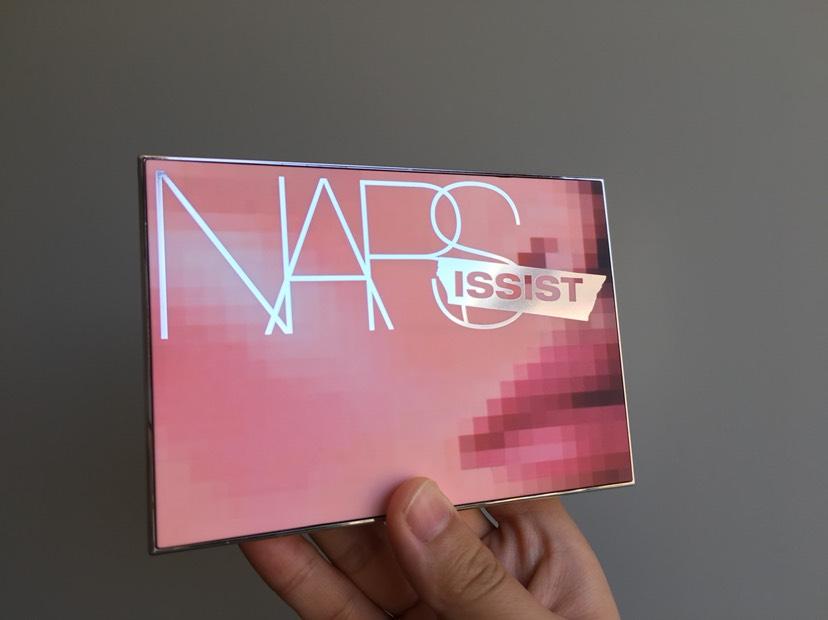 NARS wanted cheek palette I
