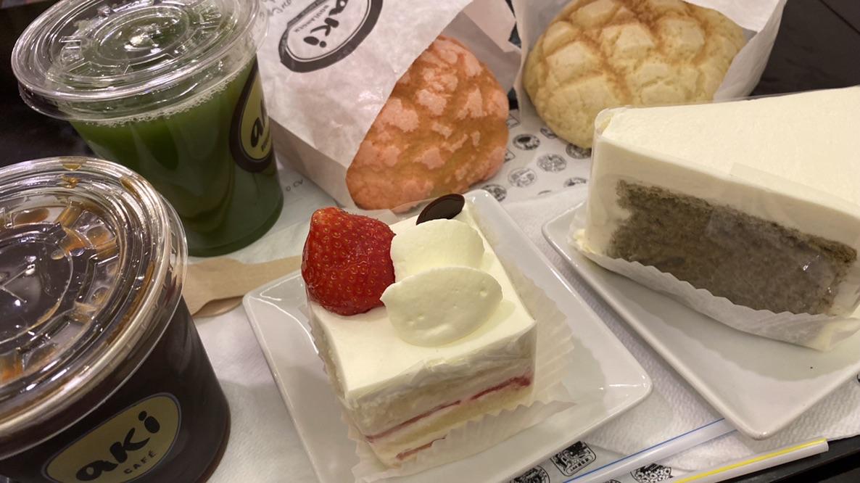 周末在巴黎——日本小美食