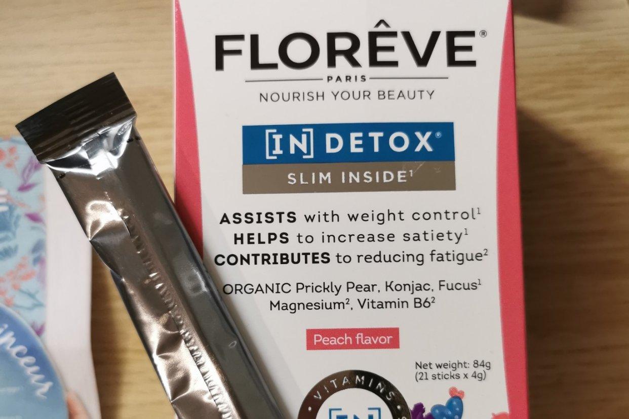 Florêve仙果纤体饮测评!诶喝完还真瘦了?