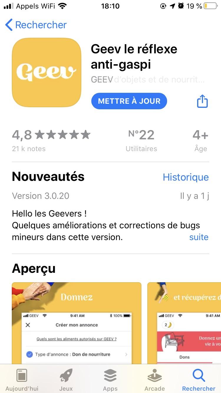 推荐app-Geev