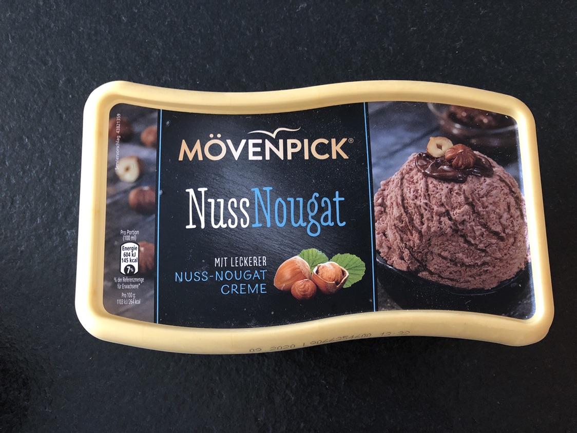 又是一款好吃的Mövenpick雪糕