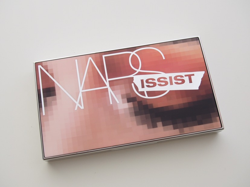 NARS Wanted眼影盘和特别不专业的试色😉