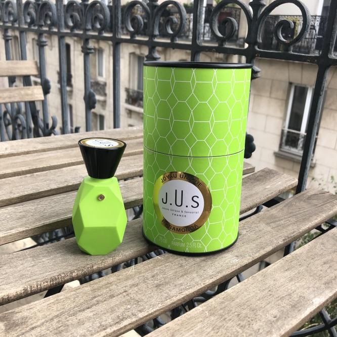 J.U.S 🇫🇷法国小众香水 Rosamonda