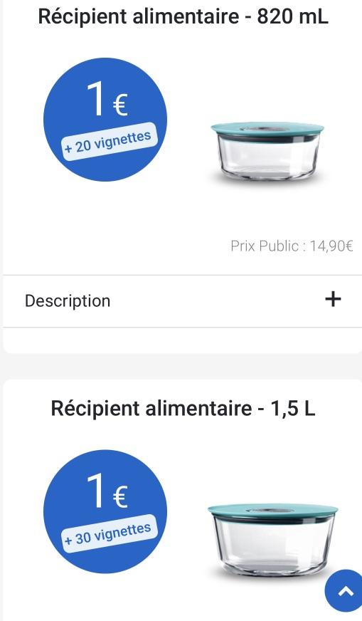 E.Leclerc超市积点数换厨房用品