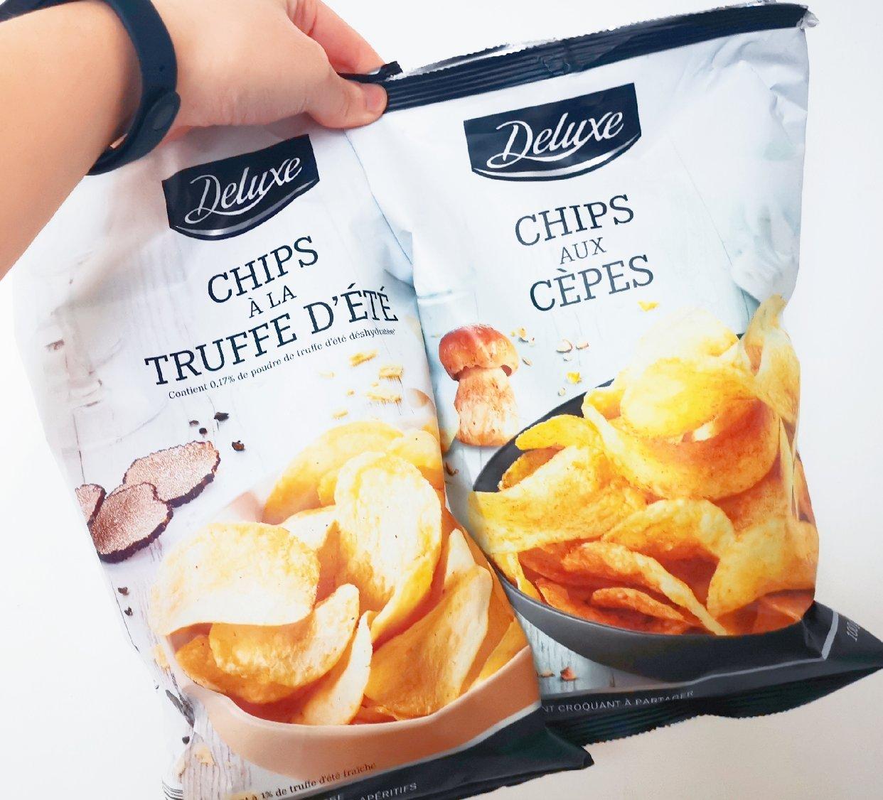 新发现的Lidl 薯片!