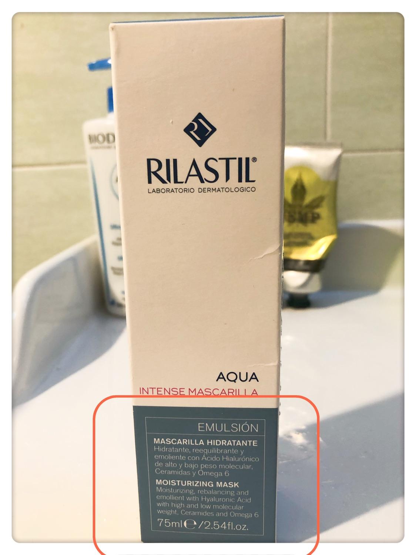 Rilastil补水面膜,真的非常可以!