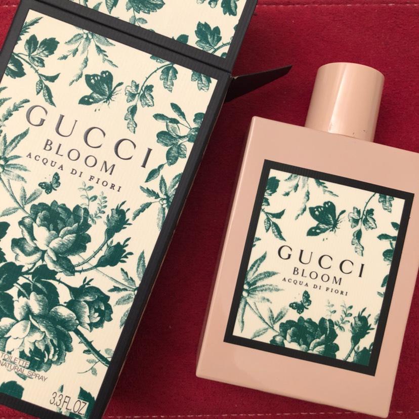Gucci繁花香水➕Givenchy大理石口红