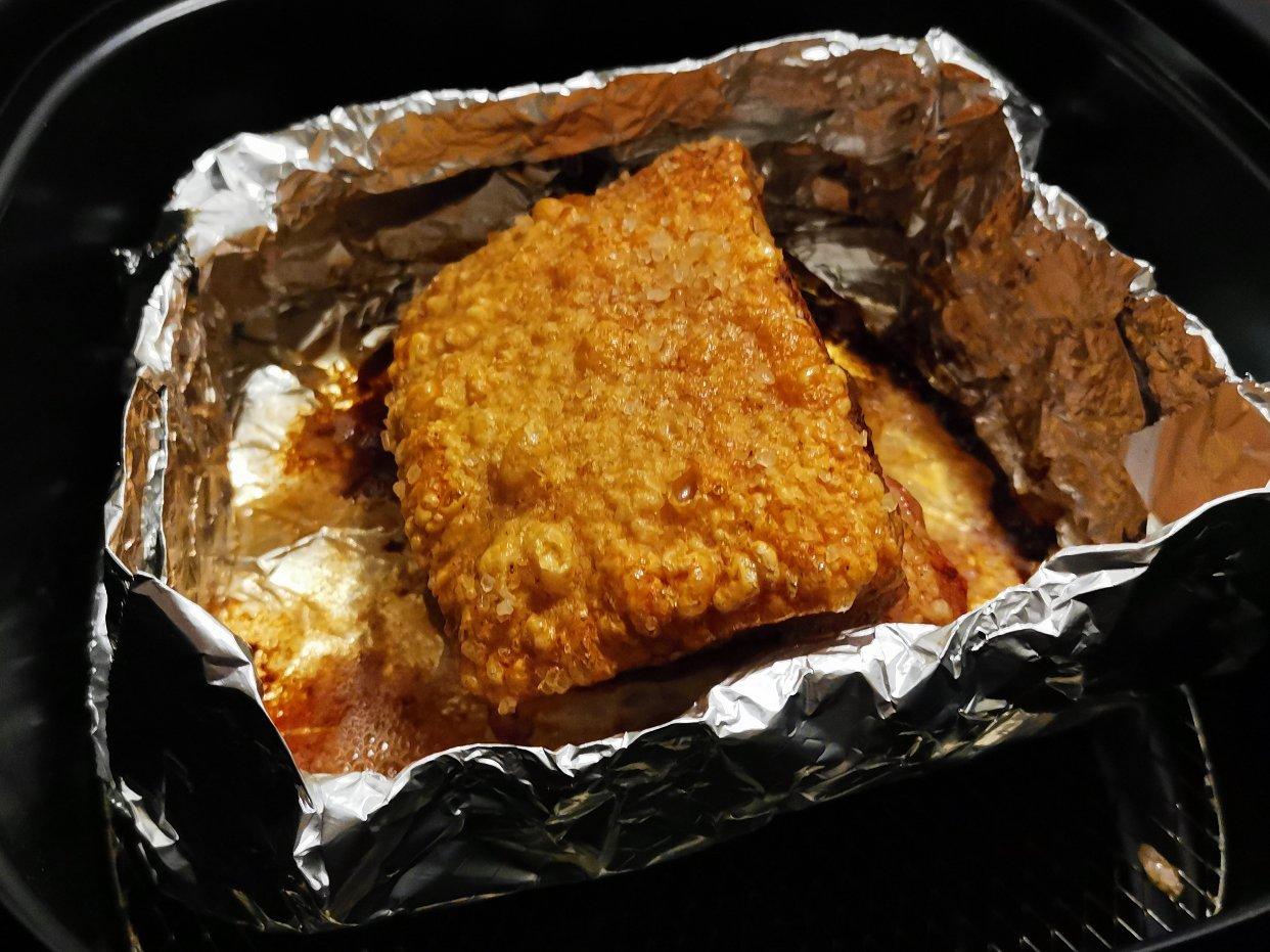空气炸锅食谱:脆皮烧肉