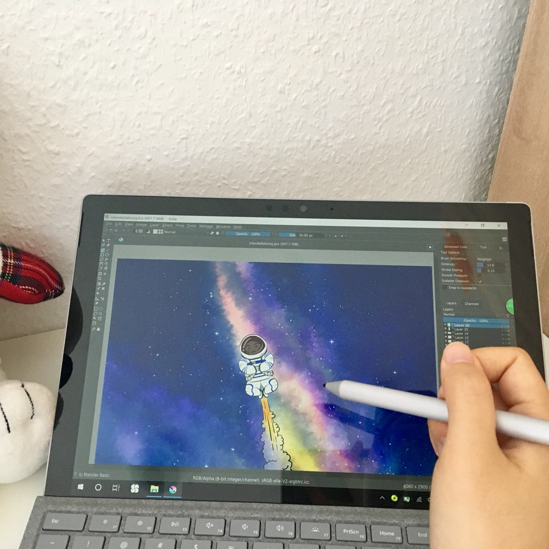Surface Pro 6, 电脑和平板2-in-1