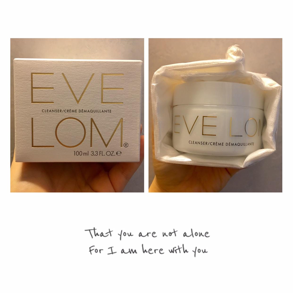 Eve Lom 卸妆膏&急救面膜&亮白面霜