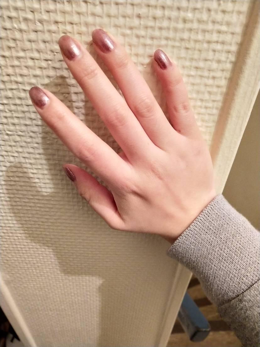 Kiko柜台的1欧小指甲油