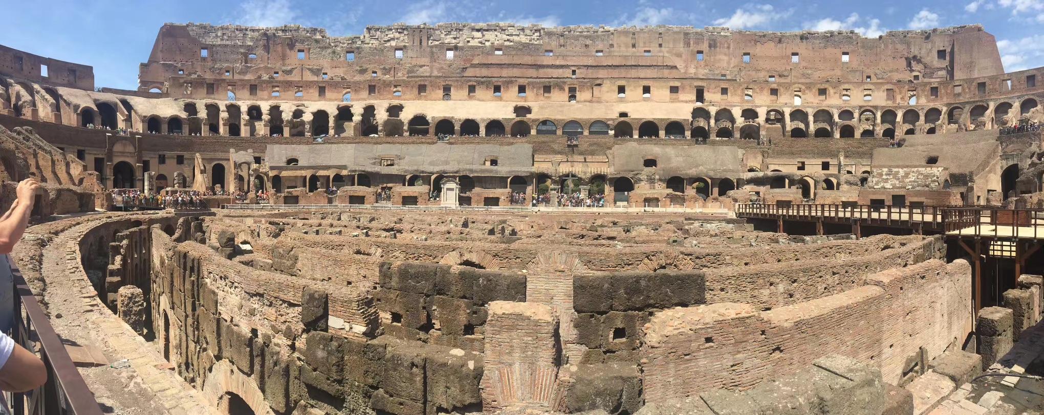 意大利初印象:罗马斗兽场🐻🦧