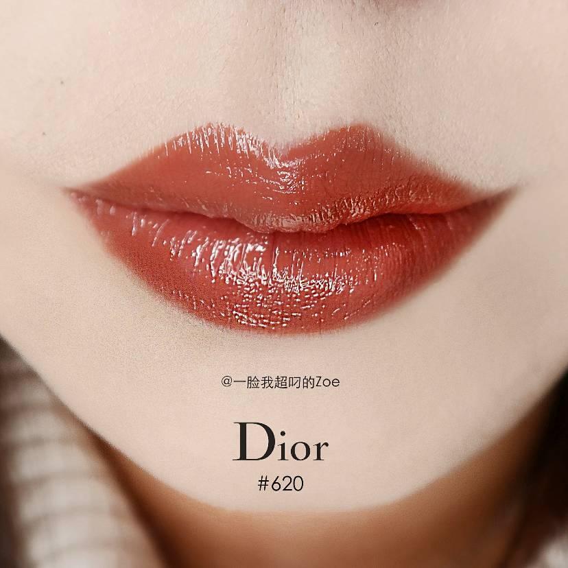 这只Dior620肉桂茶色,在气质方面拿捏得相当好