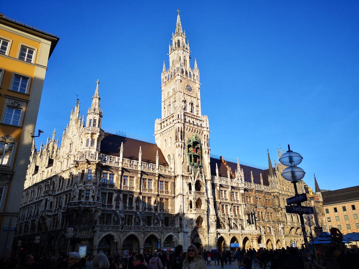 🇩🇪慕尼黑,带你领略巴伐利亚首府的气派与呢喃