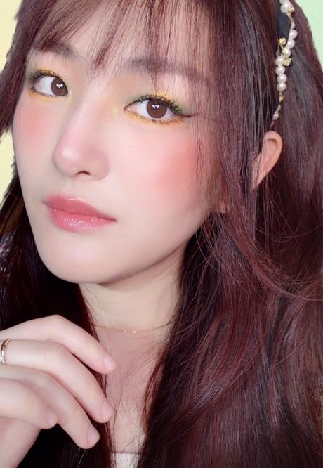 【化妆】油画少女