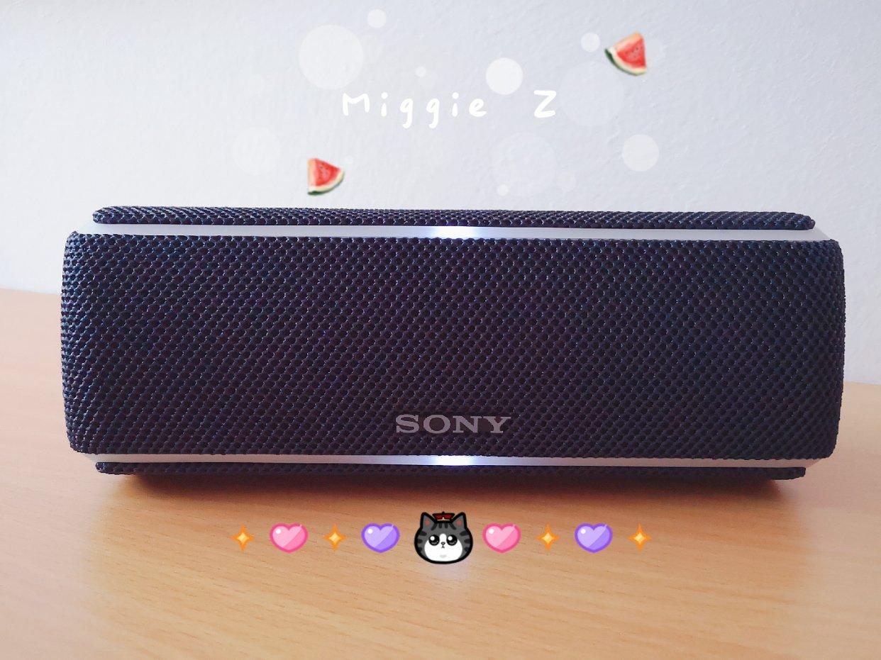 提升生活幸福感🦄Sony SBS-XB21蓝牙音响🦔