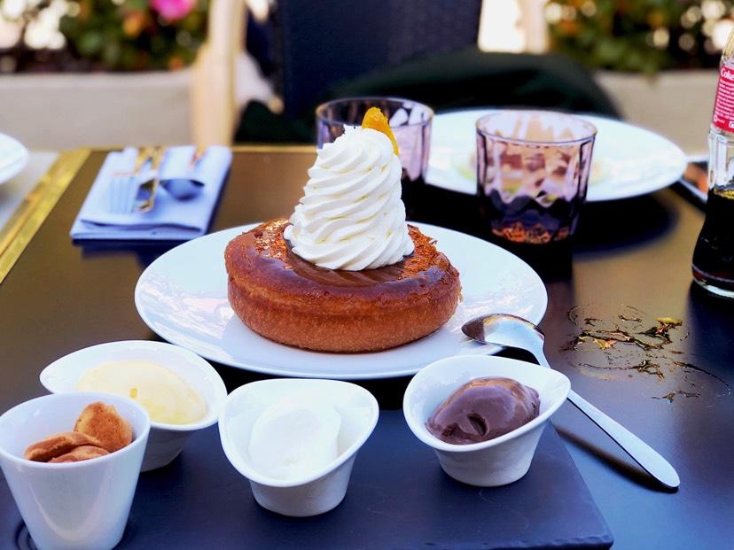 河谷打折村🍂Menu Palais餐厅下午茶☕️
