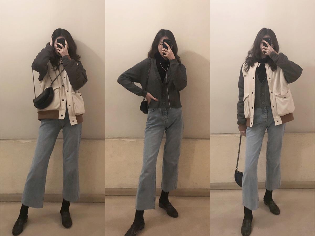Zara打折款 分享一下最近的穿搭