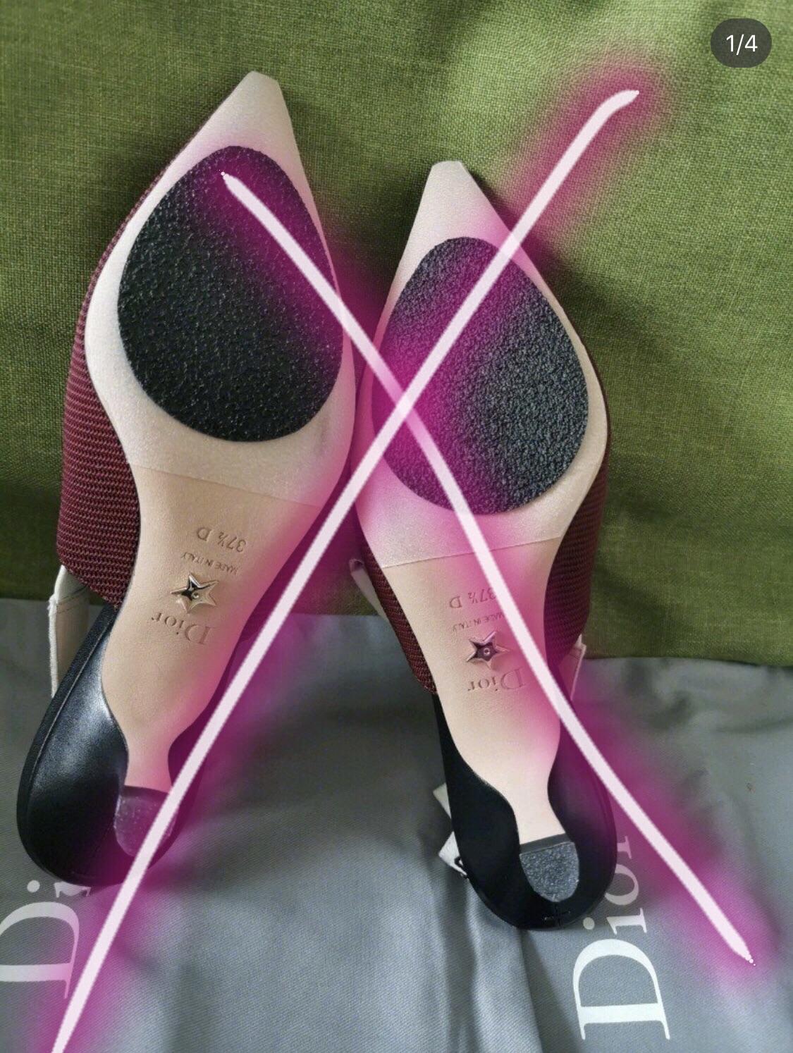 【干货帖】❗️真皮鞋底到底贴不贴 怎么贴❗️