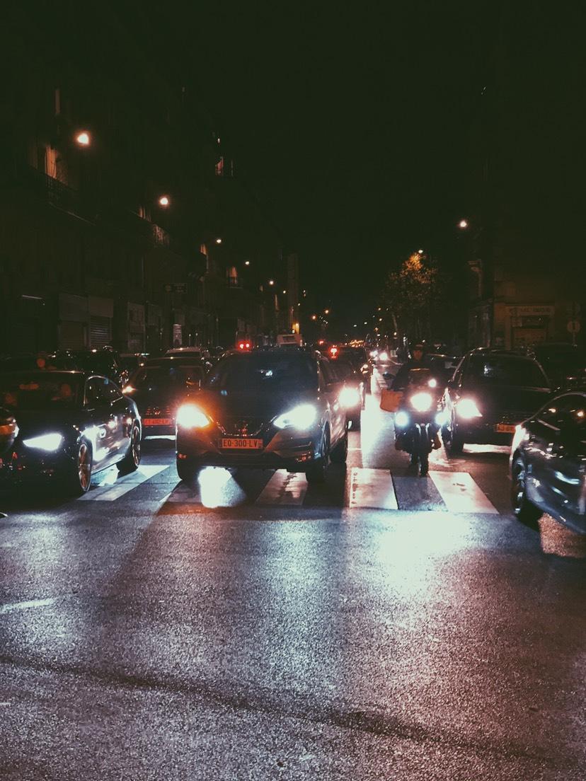 La Nuit blanche🌛